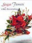 Kniha - Alan Dunn Sugar Flower for Cake decorating