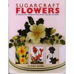 Kniha - Sugarcraft Flowers, Claire Webb