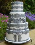 Silik.forma CB - Goa Cake Lace